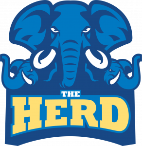 IDEA Hardy Herd Mascot