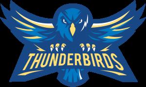 IDEA Round Rock Tech Thunderbirds Mascot