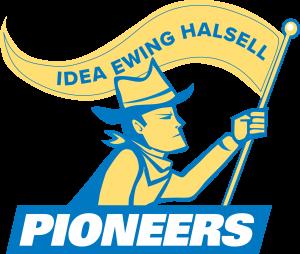 IDEA Ewing Halsell Pioneers Mascot