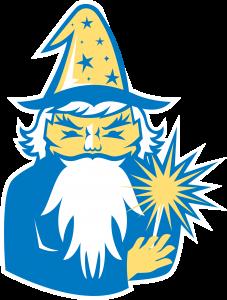 IDEA Pflugerville Mascot Wizards