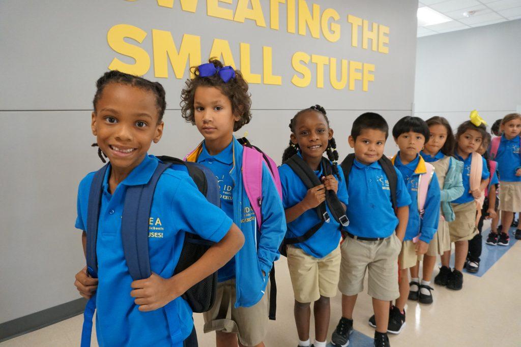 Charter Schools: Myths vs. Facts - IDEA Public Schools
