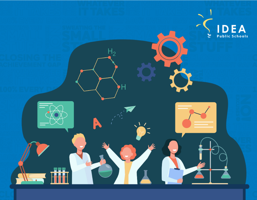 International Day of Women and Girls in Science | IDEA Public Schools