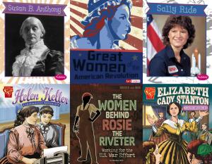 IDEA Public Schools Women's History Month Book List Cover