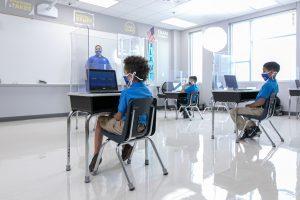 IDEA Public Schools In-Person Learning