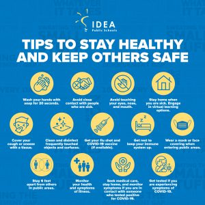 Tips to Stay Healthy During Spring Break and Travel | IDEA Public Schools