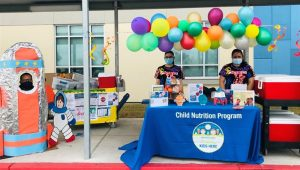 National School Breakfast Week 2021 at IDEA Public Schools
