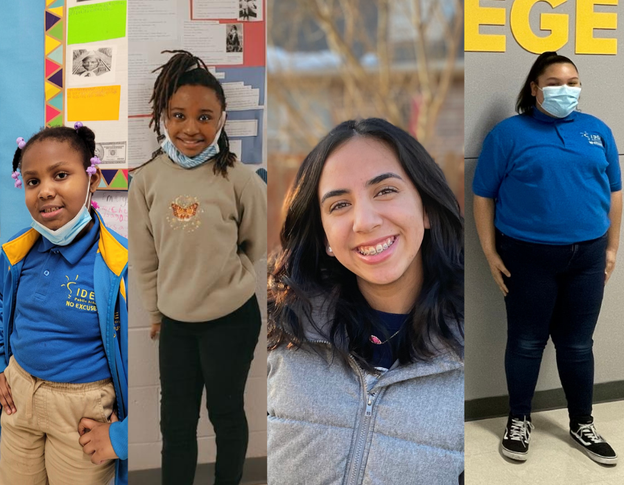 Women's History Month Student Profile | IDEA Public Schools