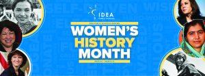 IDEA Public Schools Celebrates Women's History Month 2021