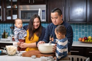 IDEA Healthy Kids Here Cookbook | National Nutrition Month