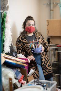 Cristina Correa, AP Art Teacher at IDEA San Juan
