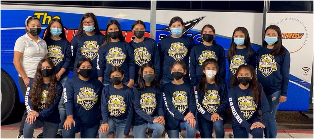 IDEA Elsa Girls 6th - 8th Grade Premier: Texas Charter School Soccer State Semi-Finalist