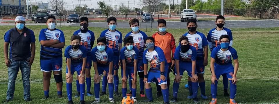 IDEA Owassa 6th - 8th Grade Premier: Texas Charter Soccer State Semi-Finalist
