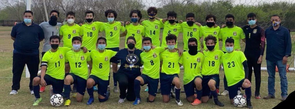 IDEA Riverview 32-4A Boys Soccer District Champions