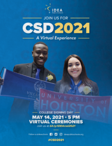 IDEA Public Schools College Signing Day 2021