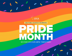 Pride Month 2021 | IDEA Public Schools