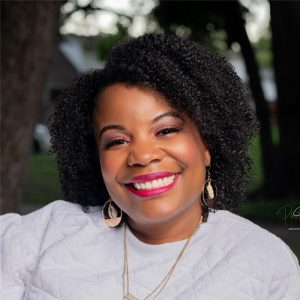 Aleia McDaniel, national director of leadership coaching at IDEA Public Schools   LGBT+ History Month