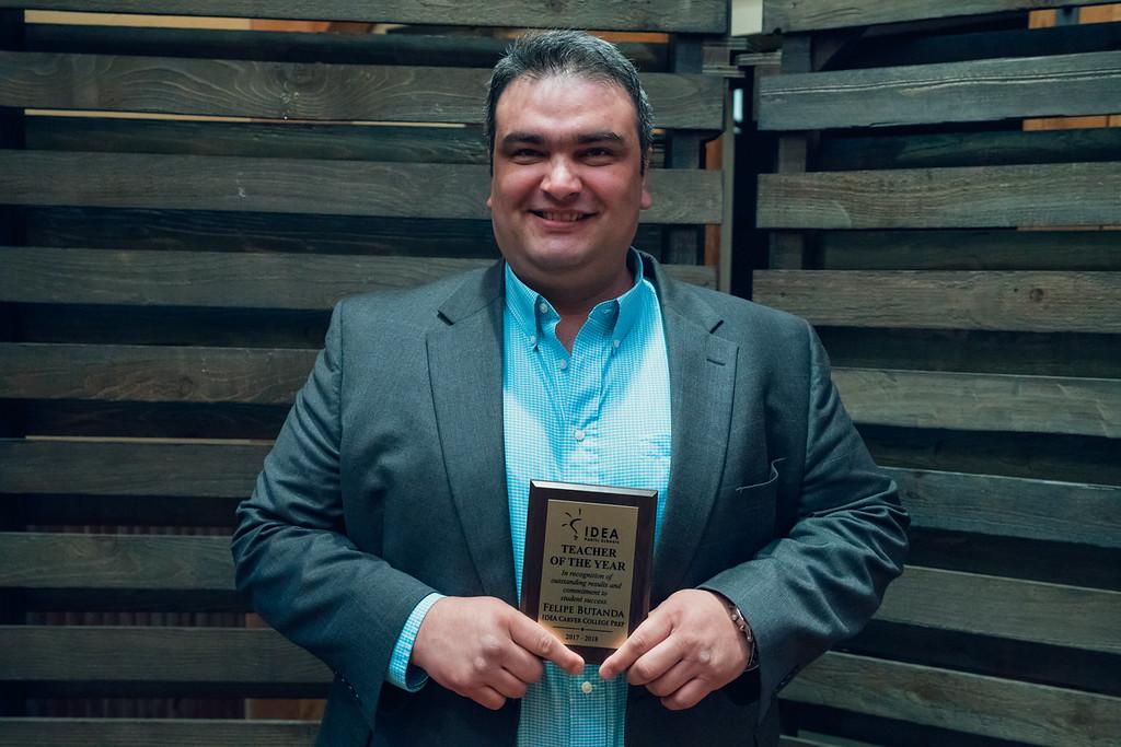 Felipe Butanda, IDEA Carver AP Spanish Teacher   Hispanic Heritage Month Feature   IDEA Public Schools