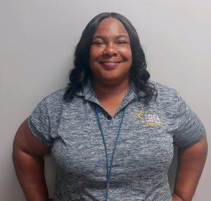 Shelyvonne Sharper, custodian at IDEA Innovation | IDEA Facilities Appreciation Week