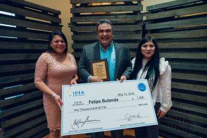 Teacher of the Year San Antonio 2018_Felipe Butanda   Hispanic Heritage Month Feature   IDEA Public Schools