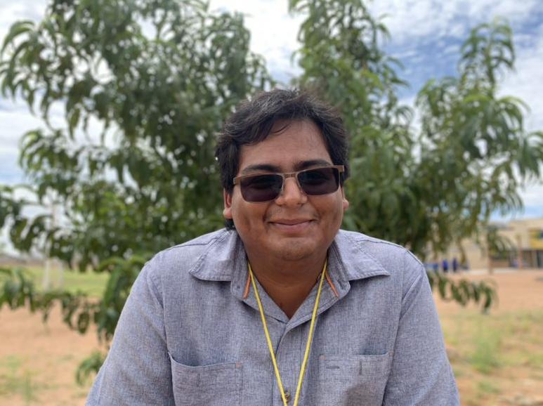 Thomas Hernandez, CNP Farmer at IDEA Horizon Vista | National Thank A Farmer Day | IDEA Public Schools