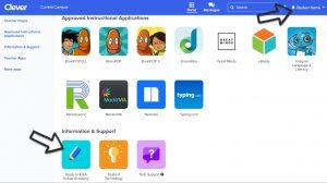 IDEA TX Virtual Learning - Clever Login