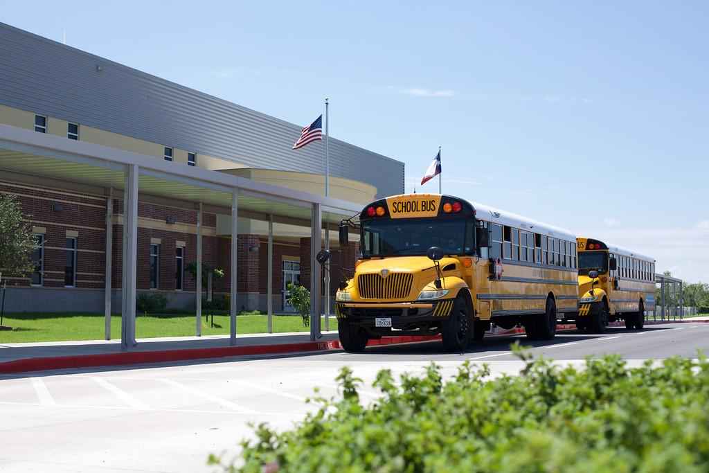National School Bus Safety Week | IDEA Public Schools