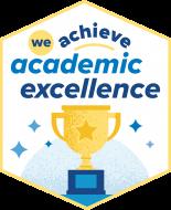 We Achieve Academic Excellence