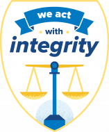 We Act With Integrity